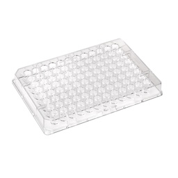 [4150-05700] 96-Well clear polystyrene microplate (100/pack)